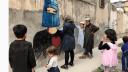 Shamsia Hassani. Η πρώτη καλλιτέχνις δρόμου στο Αφγανιστάν μιλά μέσα από την τέχνη της για την κατάσταση στην πατρίδα της