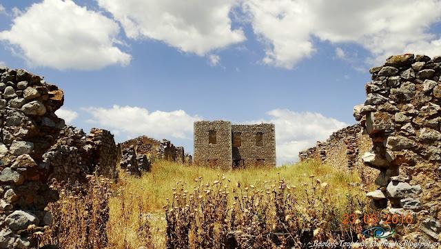 Το άγνωστο Σαράι της Ευβοίας που έγινε Ενετικό φρούριο. Αγοράστηκε από τον βουλευτή Κοντόσταυλο που κατηγορήθηκε για καταχρήσεις