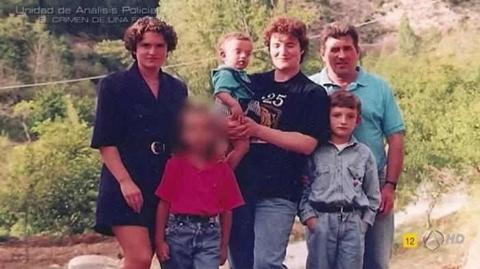 οικογένεια Μπάριο, φόνος