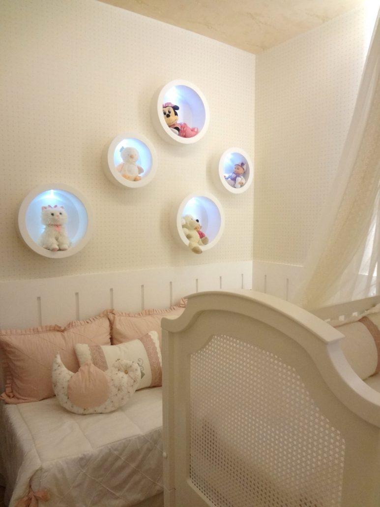 Quarto de Beb  Mix Arquitetura e Interiores  Braslia DF