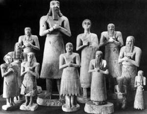 Zeii sumerieni