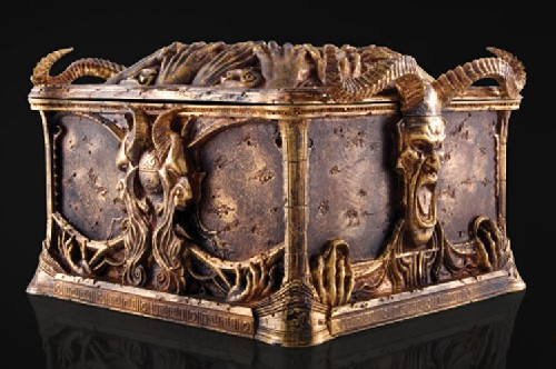cutia pandorei un dar al zeilor