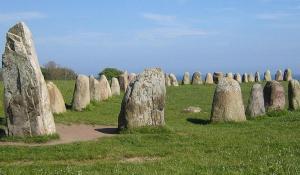 civilizatia megalitica