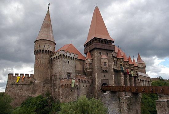 castelul lui Iancu de Hunedoare