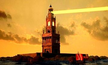 Farul din Alexandria jpg