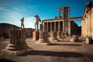 Pompei, oras etrusc
