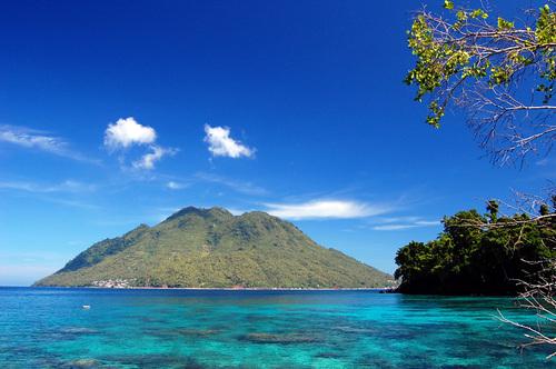 marea molucelor ,paradis nedescoperit