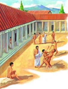 Cum erau educati copiii in Grecia antica (2)