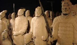 armata din teracota
