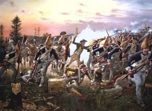 batalia de la Saratoga