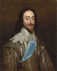 carol I stuart ,regele angliei