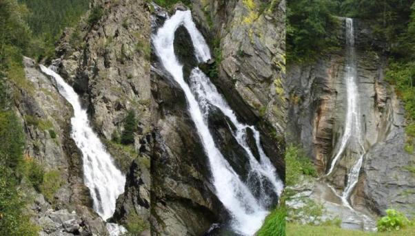 cascadele de pe valea latoritei