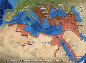 imperiul otoman ,o scurta istorie
