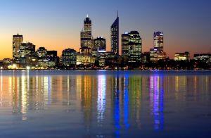 perth ,capitala australiei de vest
