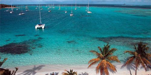 saint vincent si grenadine , insulele din Marea Caraibilor