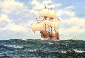 vasul mayflower al primilor colonisti