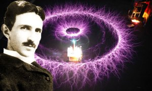 Nikola Tesla ,omul care a privit in viitor