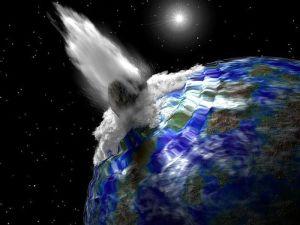 meteoriti si planete