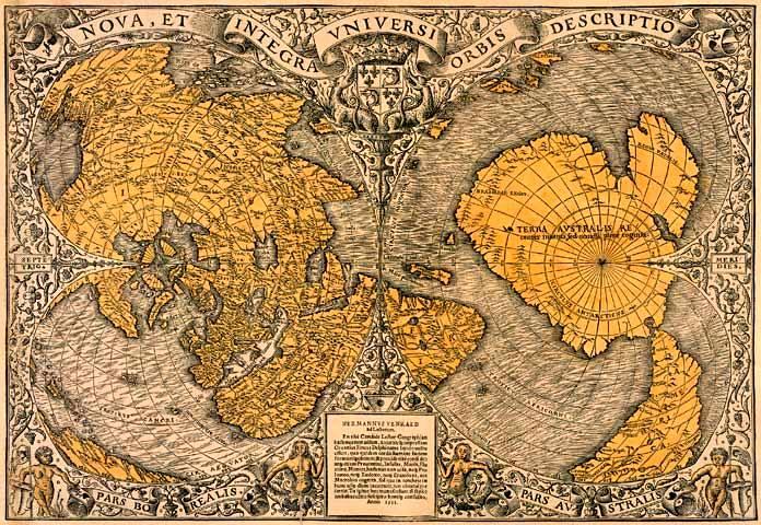 harta lui Piri Reis