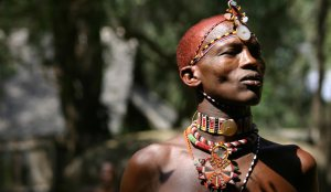 masaii ,razboinicii pastori ai Africii