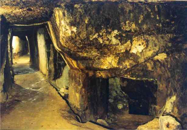 minele din Rosia Montana