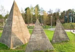 misterul piramidelor din Rusia