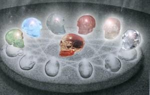 Craniile de cristal, mostenirea unei civilizatii stravechi sau un fals grosolan