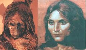 mumiile din Tarim