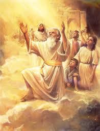 calatoriile ceresti ale lui Enoh