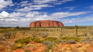 muntele sfant Uluru