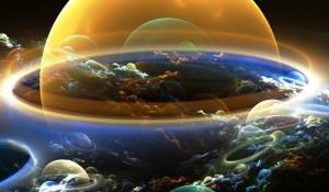 Universul si pamantul