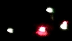 un mister neelucidat -globuir de foc verzi ce apar pe teritoriul Statelor Unite