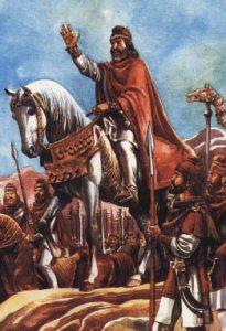 Burebista ,cel mai mare rege al tracilor