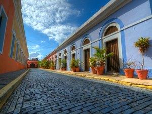 o strada din San Juan