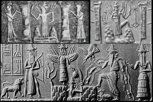 adam si eva sau mitul originii oamenilor