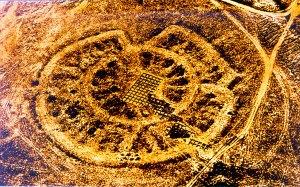 arkaim ,cea mai misterioasa asezare antica construita in stepele Rusiei