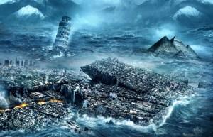 cel mai raspandit mit al omenirii potopul