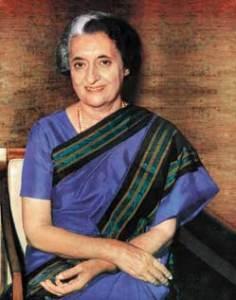 indira gandhi ,singura femeie prim-ministru a indiei