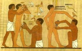 Circumcizia la egipteni