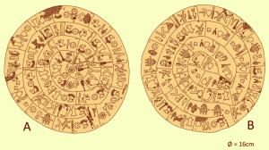 dicscul din phaistos unul din marile mistere ale omenirii