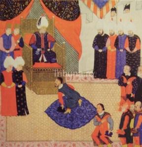 Soliman Magnificul si regele Ungariei