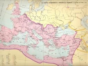 o enigma a istoriei noatre-romanizarea-imperiul roman