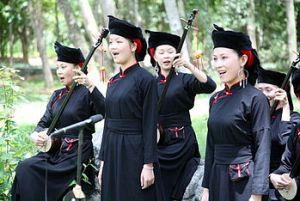 populatii ciudate din china -Zhuang