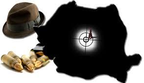 Crima organizata din Romania