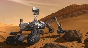 O zi pe planeta marte -robotul curiosity