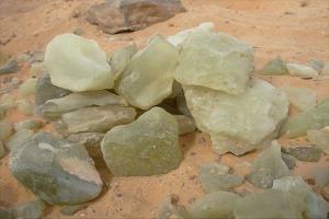 descoperire in desertul lobian