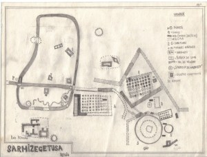 orasul subteran de sub Sarmizegetusa