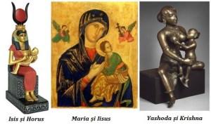 Ce a copiat crestinismul din practicile pagane-asemanari
