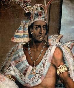 aztecii-Montezuma