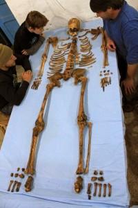 Faraon necunoscut descoperit in Egipt